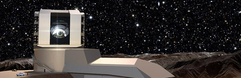 Large Synoptic Survey Telescope (LSST) | Particle Astrophysics and ...